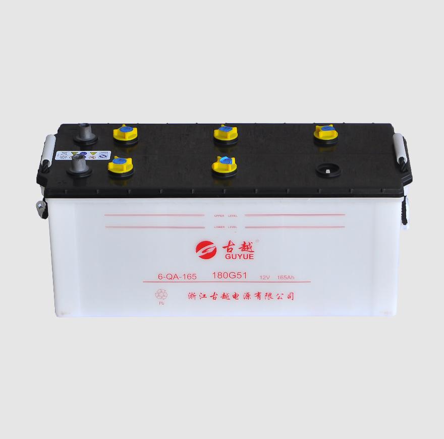 日标汽车电池 6-QA-165