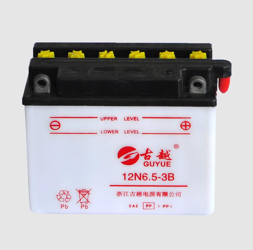 摩托车电池 12N6.5-3B
