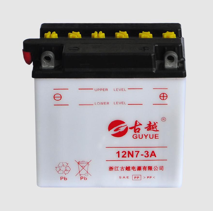 摩托车电池 12N7-3A