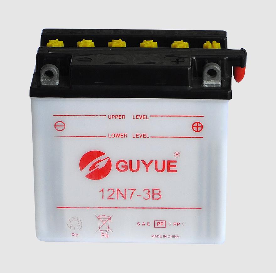 摩托车电池 12N7-3B