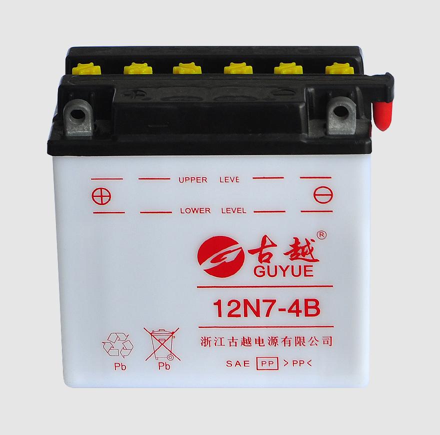 摩托车电池 12N7-4B
