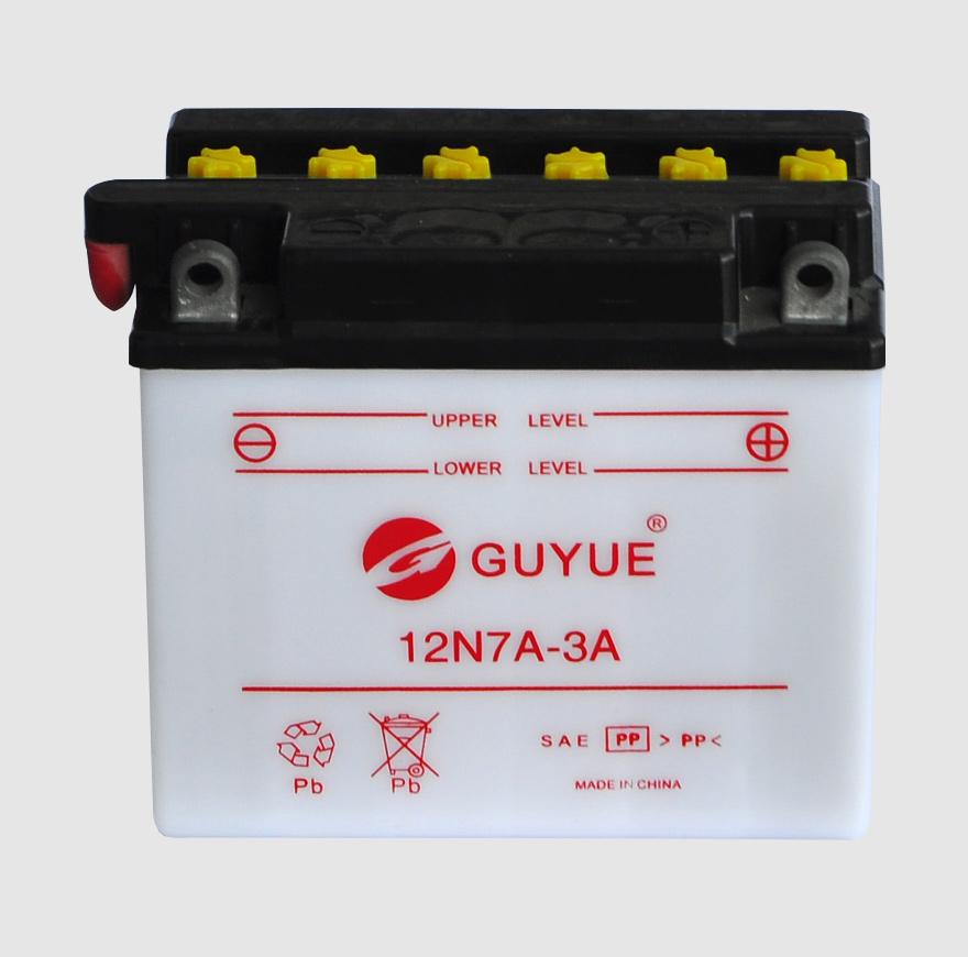 摩托车电池 12N7A-3A