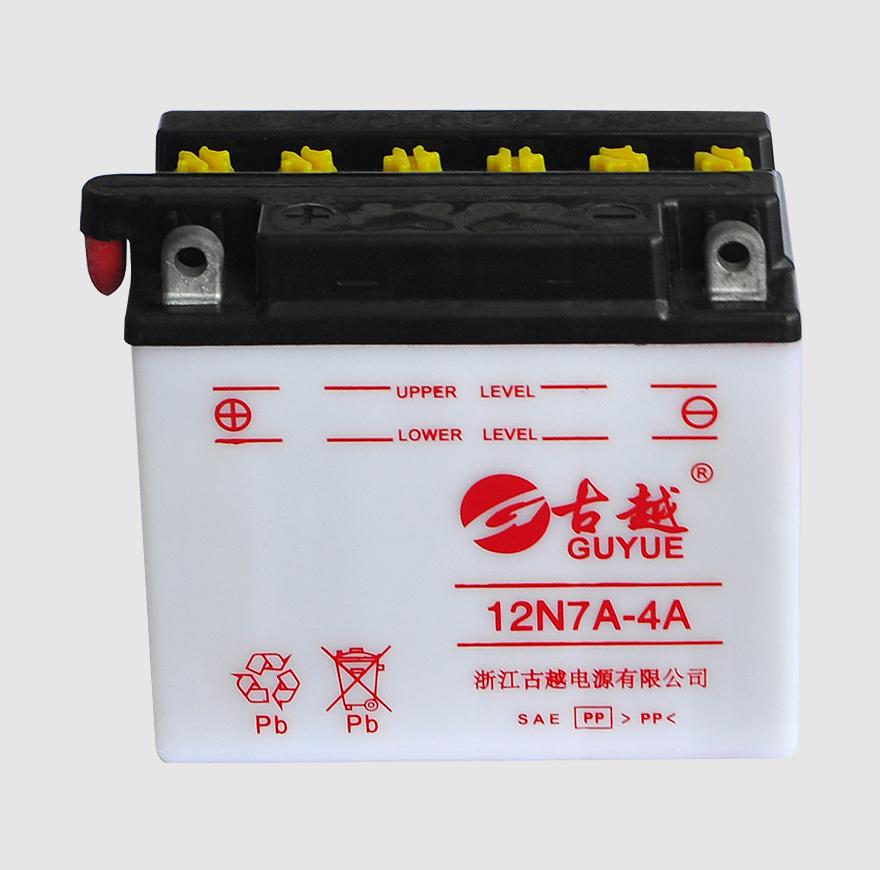 摩托车电池 12N7A-4A