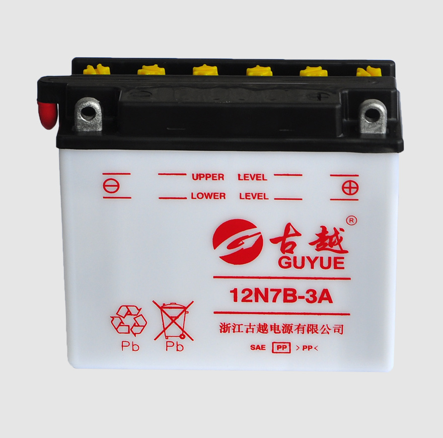 摩托车电池 12N7B-3A