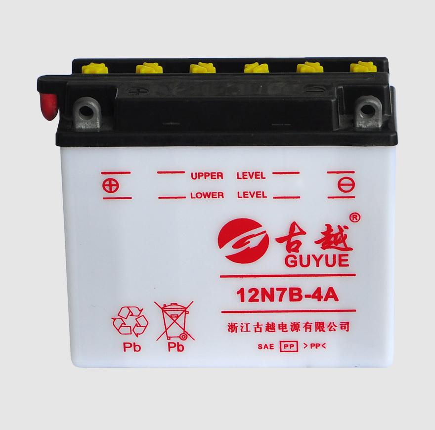 摩托车电池 12N7B-4A