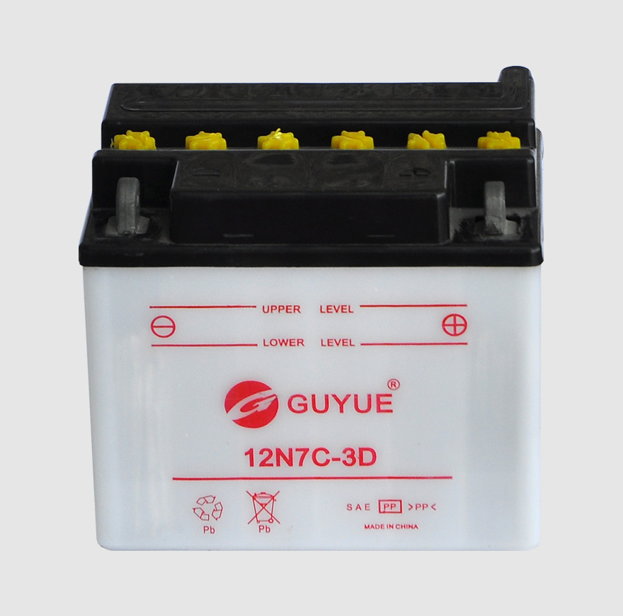 摩托车电池 12N7C-3D