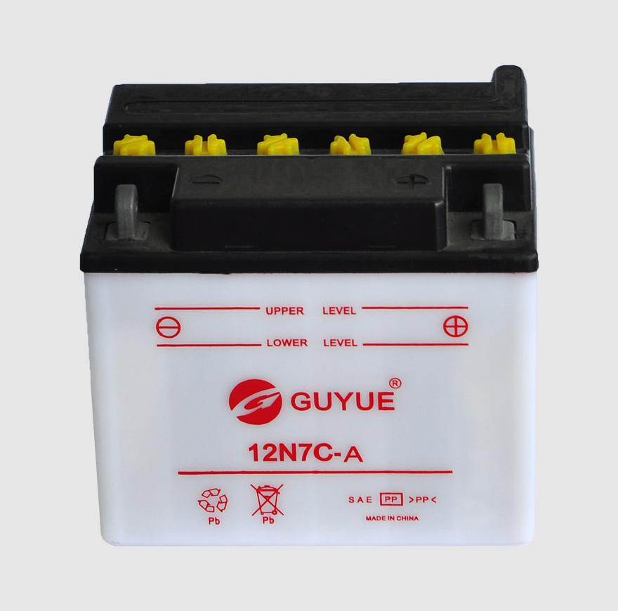 摩托车电池 12N7C-A