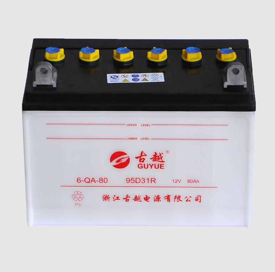 日标汽车电池 6-QA-80