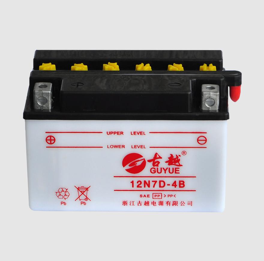 摩托车电池 12N7D-4B