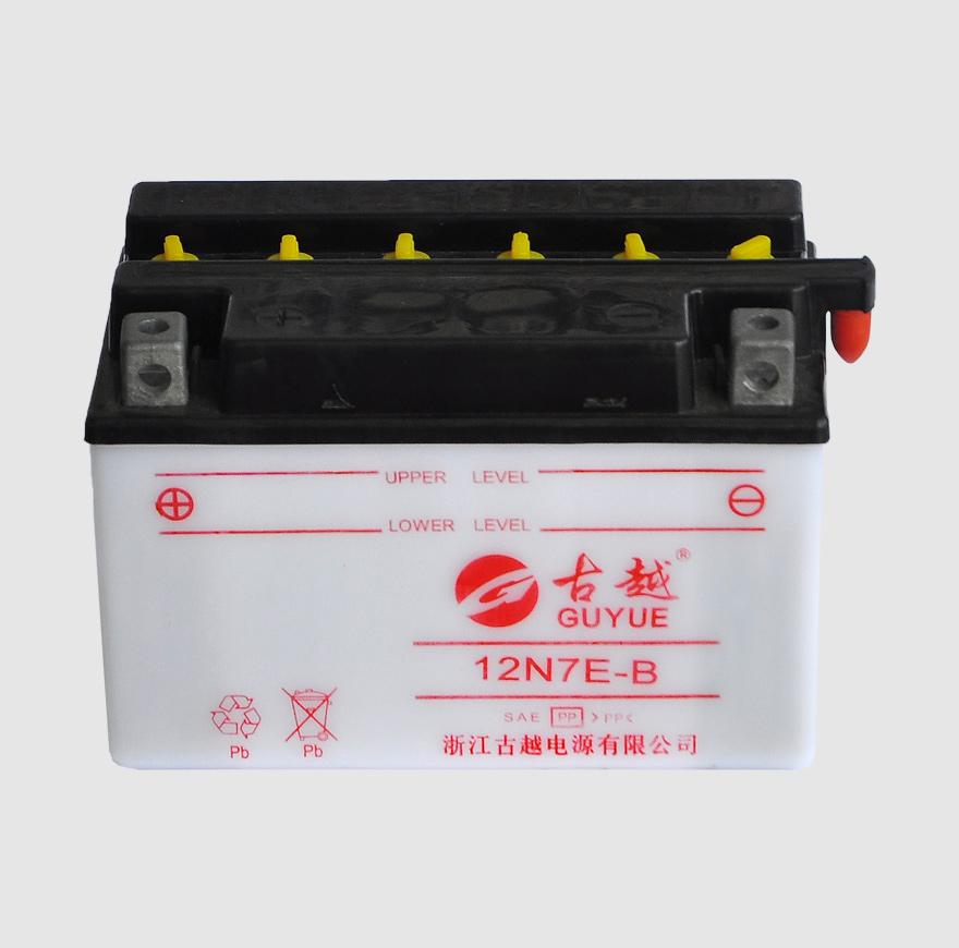 摩托车电池 12N7E-B