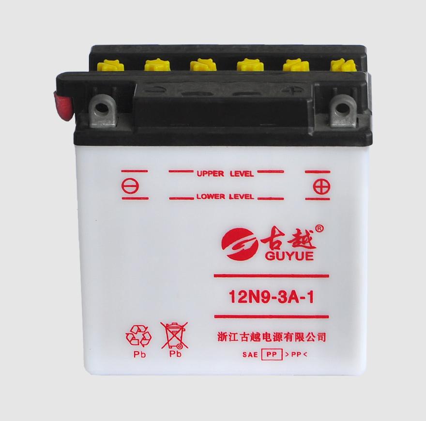 摩托车电池 12N9-3A-1