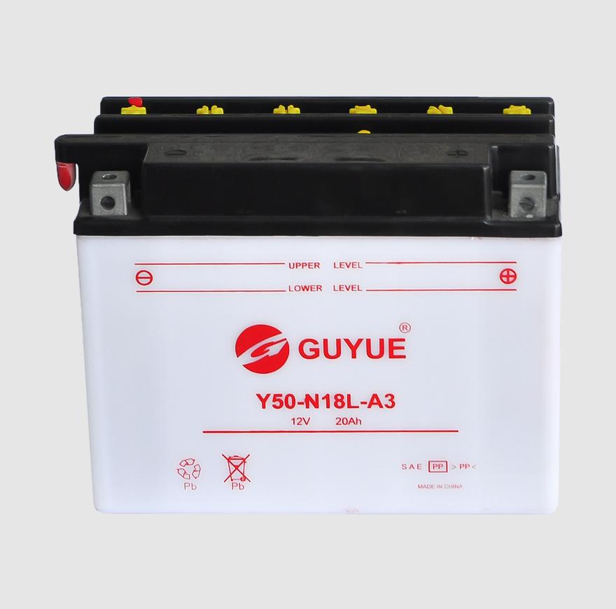摩托车电池 Y50-N18L-A3