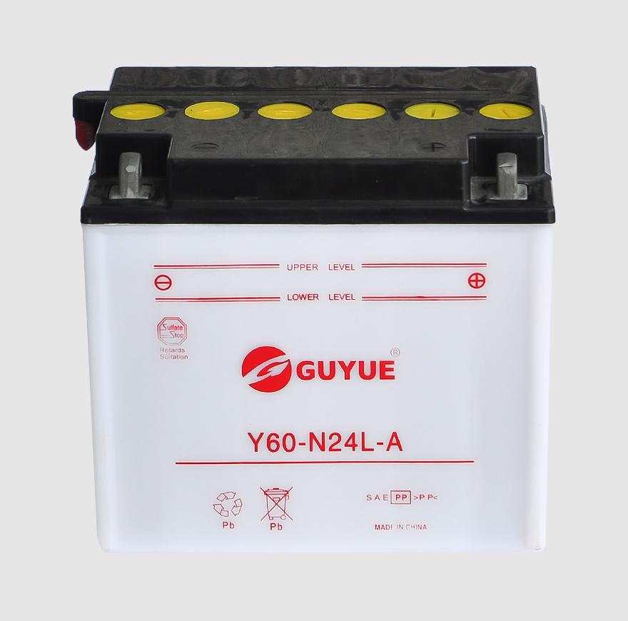 摩托车电池 Y60-N24L-A
