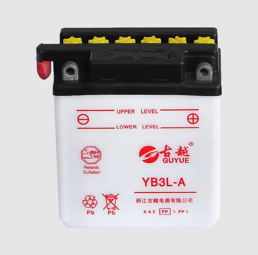 摩托车电池 YB3L-A