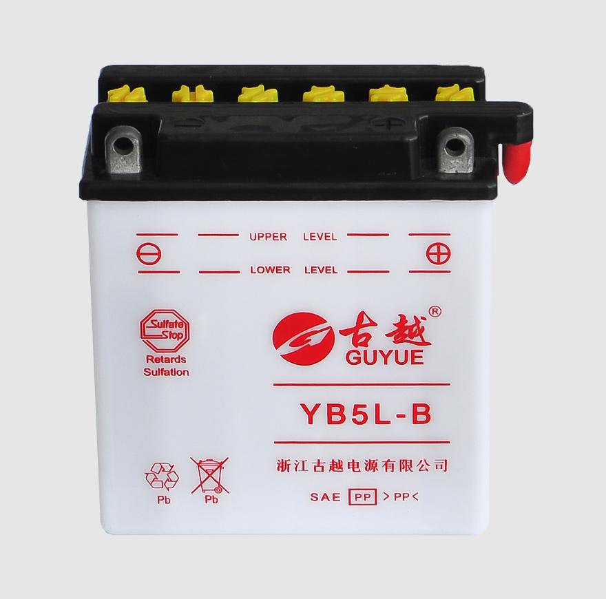 摩托车电池 YB5L-B2