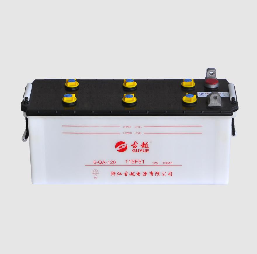 日标汽车电池 6-QA-120