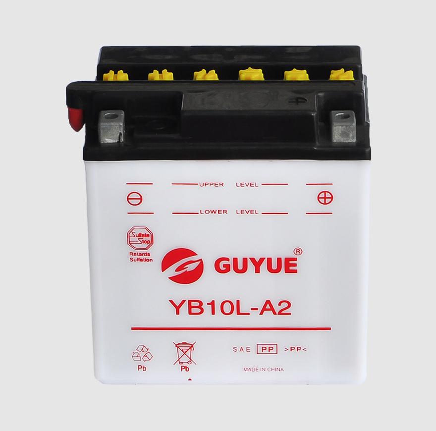 摩托车电池 YB10L-A2
