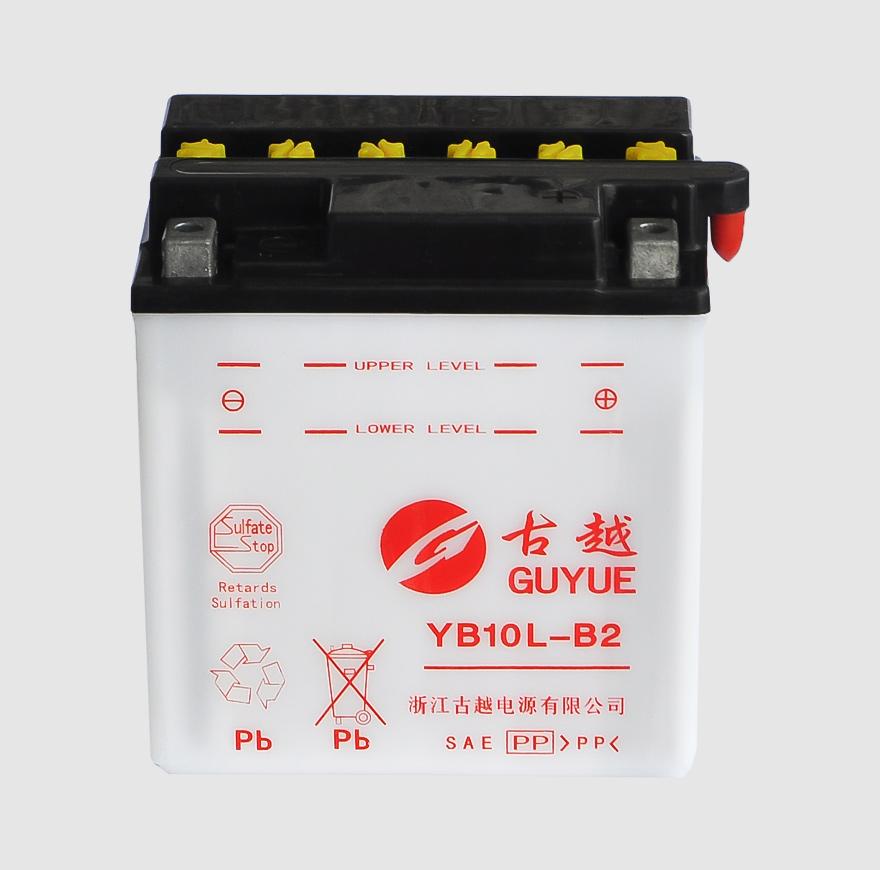 摩托车电池 YB10L-B2
