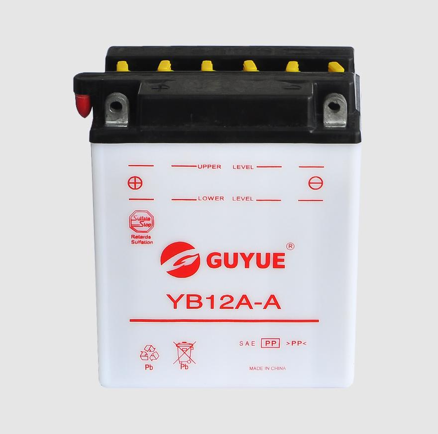 摩托车电池 YB12A-A