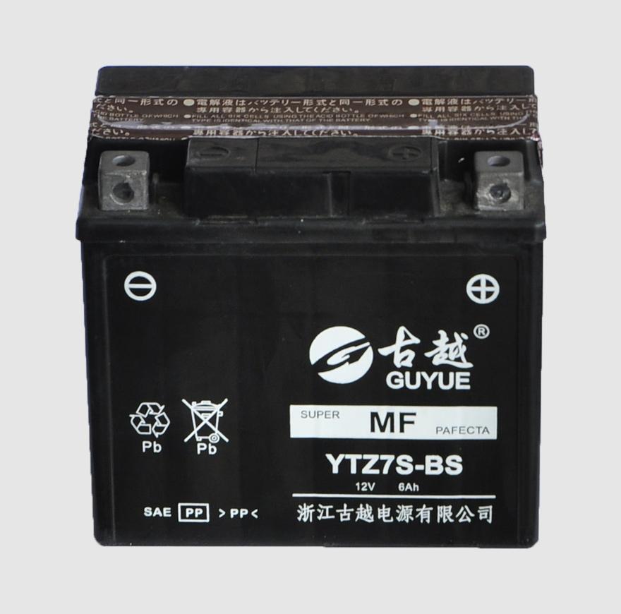 摩托车电池 YTZ7S-BS