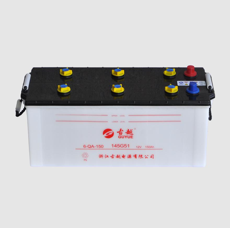 日标汽车电池 6-QA-150